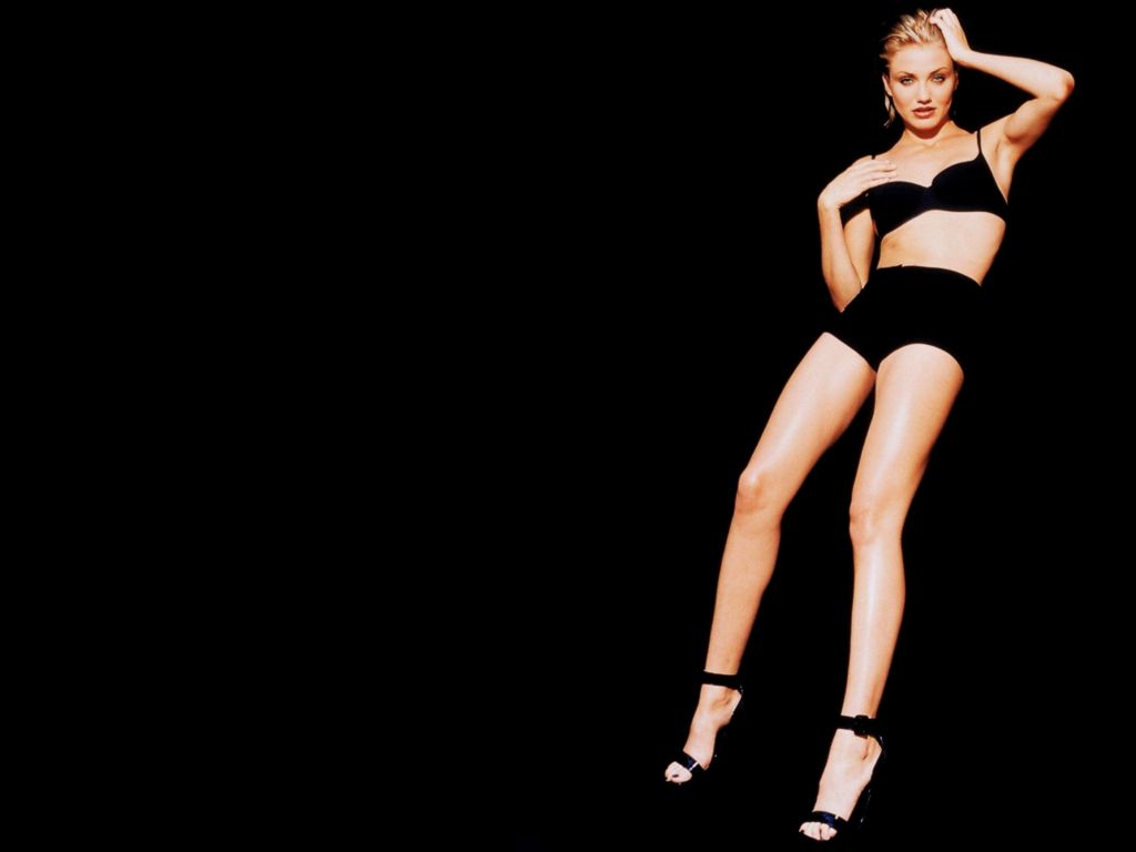 Pianeta Gratis - Wallpaper - Donne Famose - Cameron Diaz