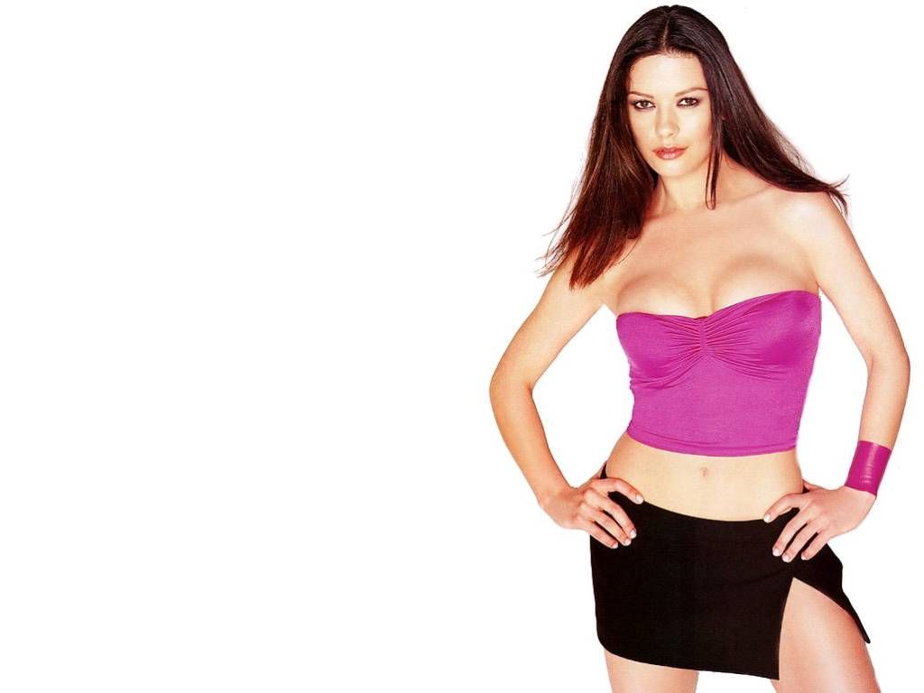 Pianeta Gratis - Wallpaper - Donne Famose - Catherine Zeta ... Catherine Zeta Jones