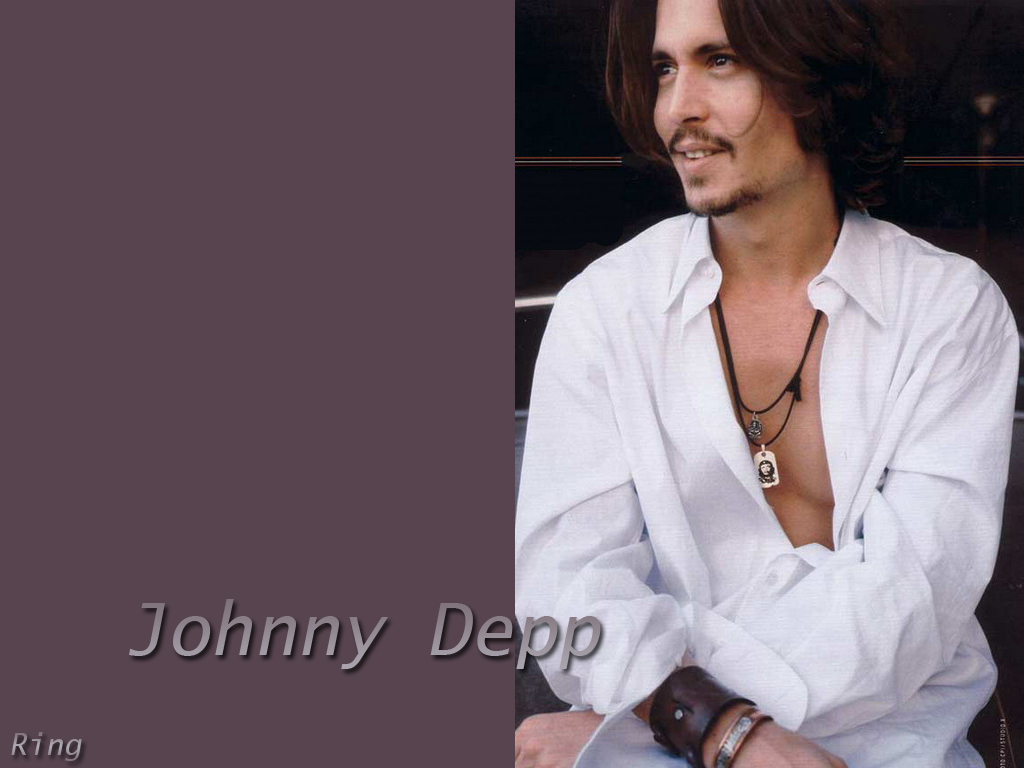 Pianeta Gratis Wallpaper Uomini Famosi Johnny Depp